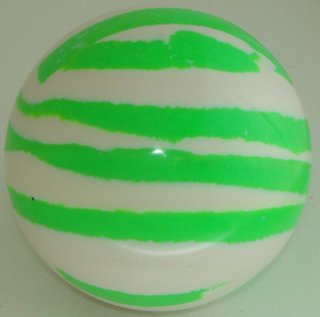 WHITE - GREEN FLUO