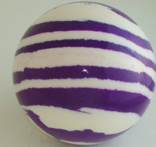 WHITE - PURPLE