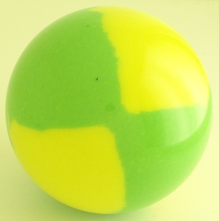 fluorescent yellow-green fluorescent