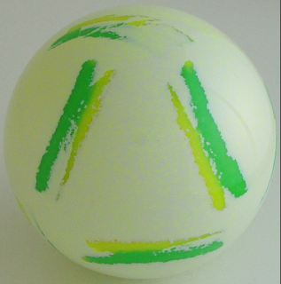 SPIDER YELLOW FLUO - fluorescent green, fluorescent yellow